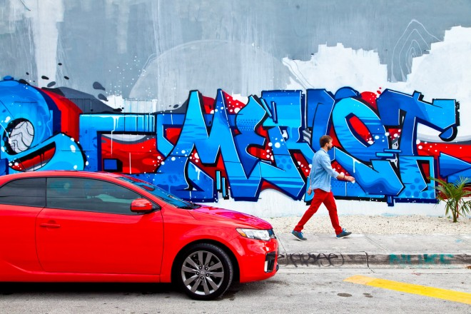 Miami, barrio hipster