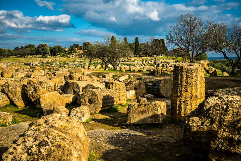 Sicilia, Monti Sicani: Entroterra per natura