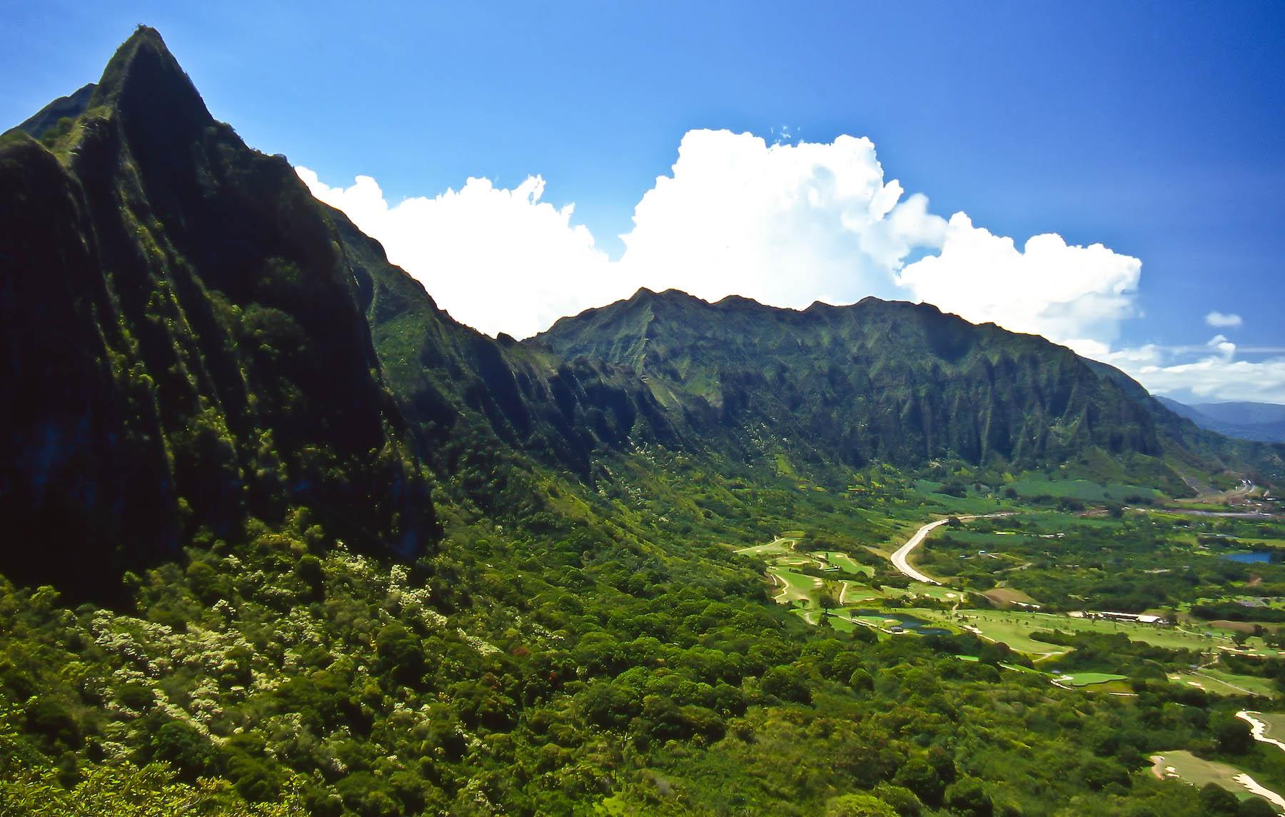 Hawaii. Il paradiso dall'alto