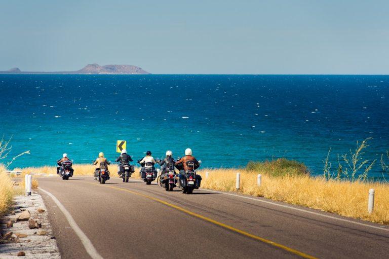 Viaggio in moto: tour guidato Baja California South