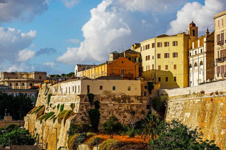 Cagliari con vista