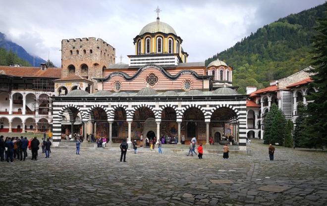 Bulgaria, metti un giorno al monastero di Rila