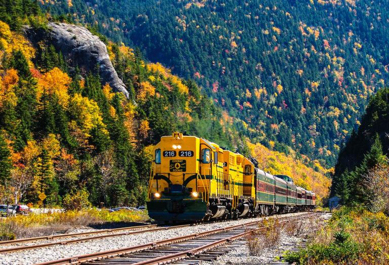Viaggio nel New Hampshire: ecco le White Mountains