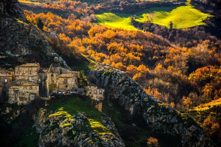 Viaggio in Abruzzo. Canto di montagna