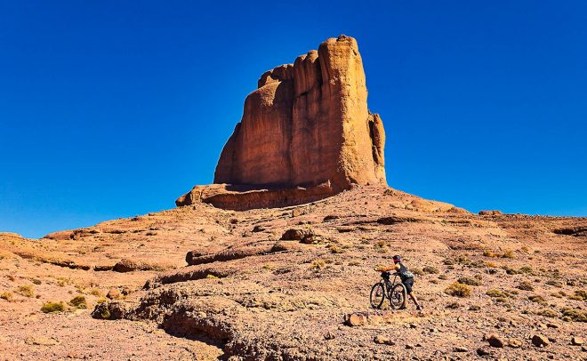 Marocco, Atlante in bici