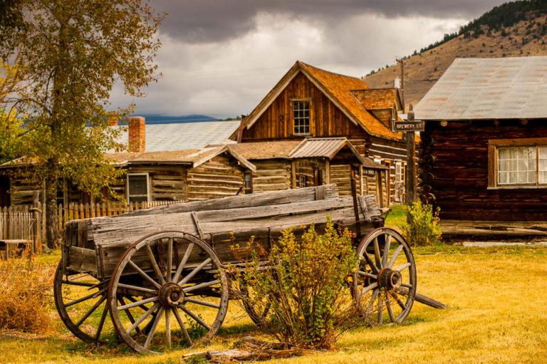 Viaggio in Montana: caccia al tesoro tra le città fantasma