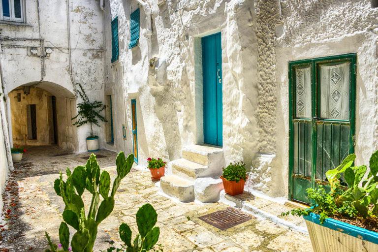 Ostuni, Perla bianca di Puglia
