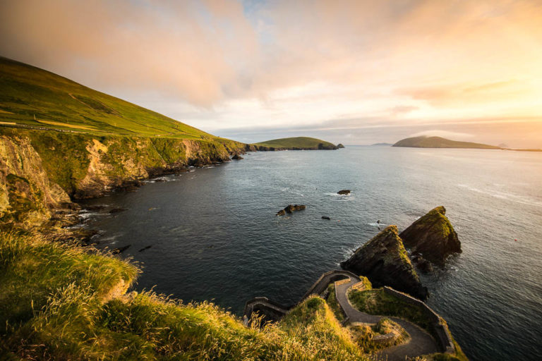 """Irlanda, la Dingle Peninsula dichiarata """"il luogo più bello della Terra"""""""