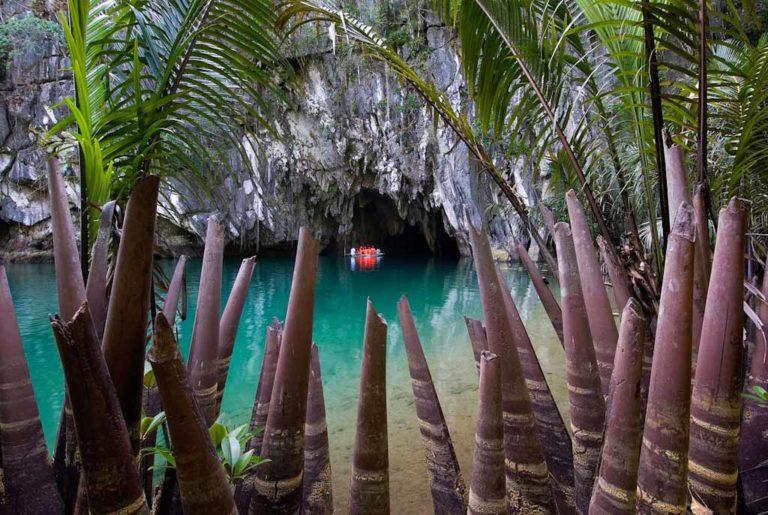 Puerto Princesa, seguendo l'Underground River