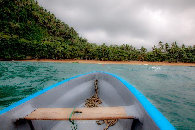 Sao Tomé e Princìpe. Alle origini dell'eco