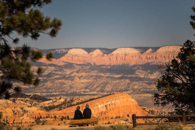Bryce Canyon: un esercito di roccia rossa