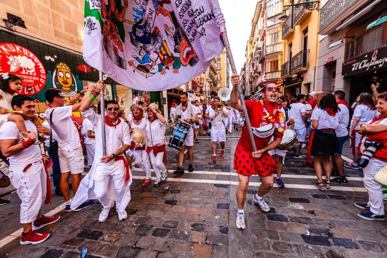Pamplona: Fiesta!