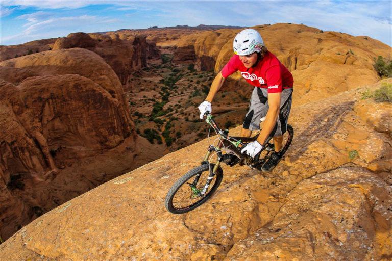 I parchi di Moab? Anche per famiglie