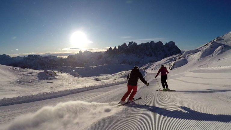 San Valentino, appuntamento sulle Dolomiti