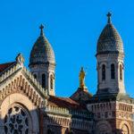 Francia-Dipartimento del Var-S.Raphael-Chiesa di Notre dame de la Victoire