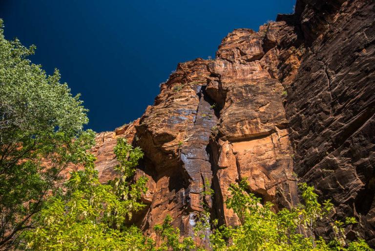 Zion: natura grandiosa