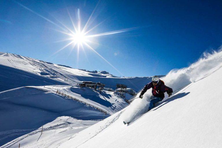 Les 2 Alpes incanto perenne
