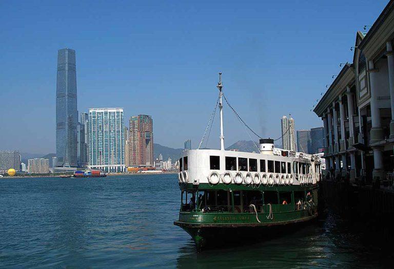Un giorno a Hong Kong
