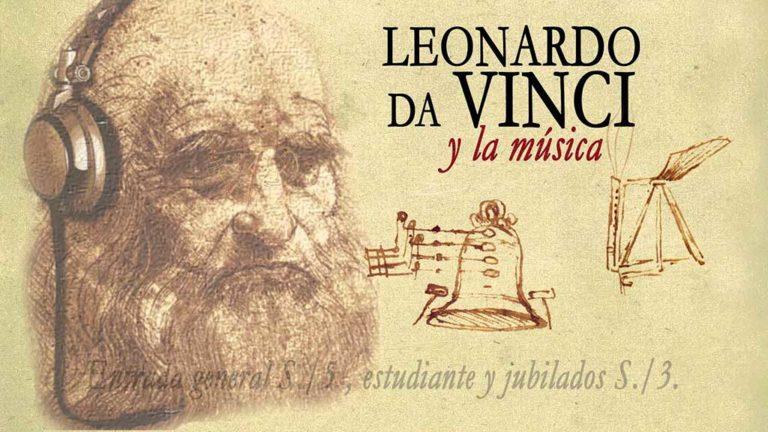 Leonardo e la Musica