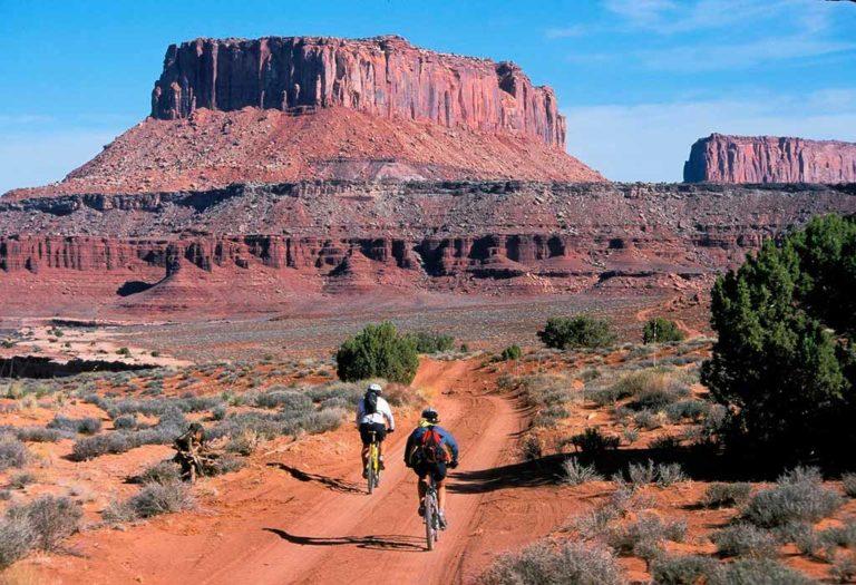 Moab in mountain bike: anche per principianti