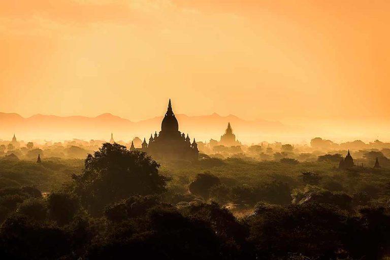 A Bagan anche senza climbing: uno spicchio di Myanmar