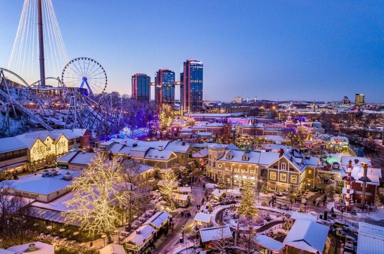 Natale in Svezia: la magia della costa occidentale