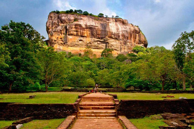 Sri Lanka, la rocca di Sigiriya, l'ottava meraviglia del mondo