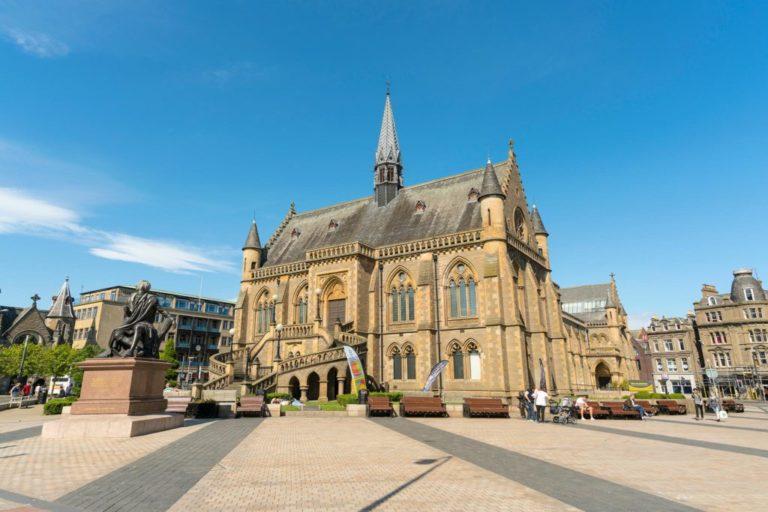 Viaggio in Scozia: Dundee, la città da scoprire