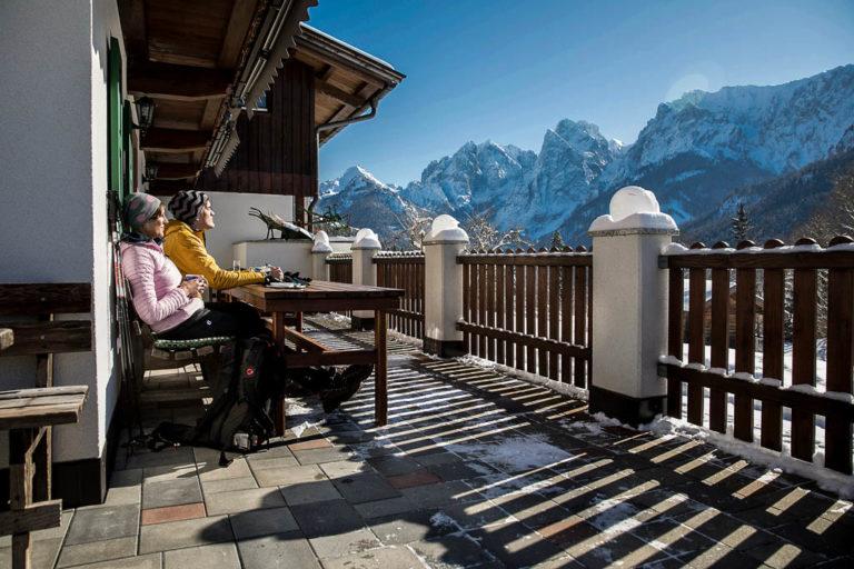 Slow snow: le esperienze silenziose sulle montagne di Kufstein