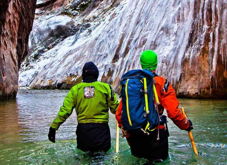 Parco Nazionale di Zion: lo scatto perfetto a The Narrows